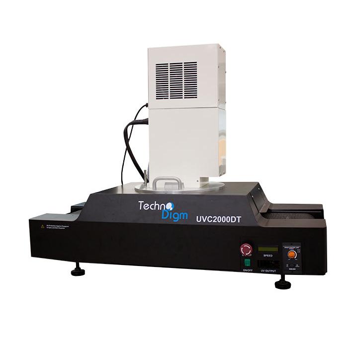 High Power UV Curing Conveyor Systems UVC2000